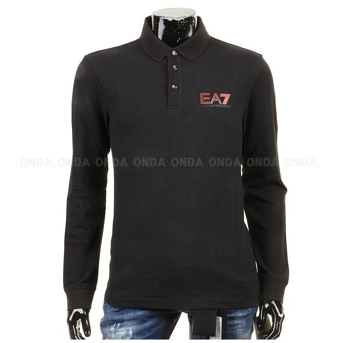 EA7 엠포리오알마니 클래식 폴로 티셔츠 블랙 3YPF89 PJ61Z 1200 국내배송