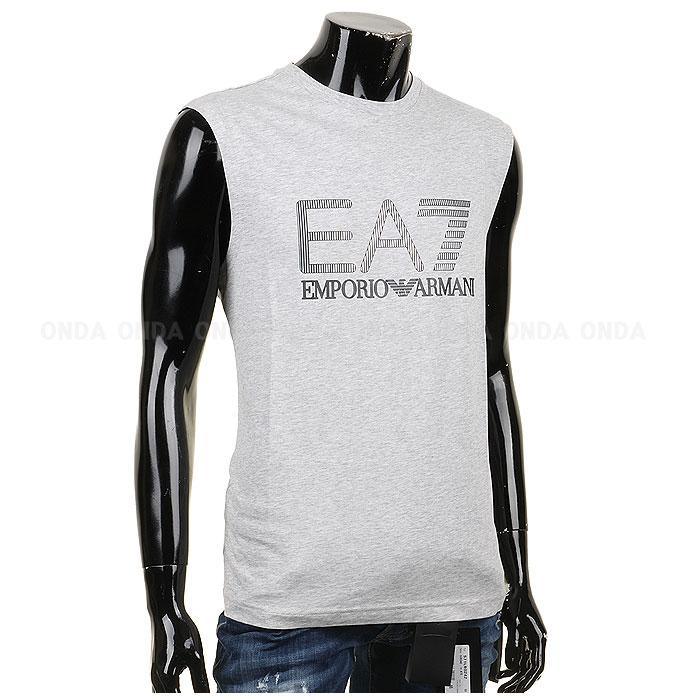 EA7 엠포리오알마니 민소매 티셔츠 연그레이 3YPTI5 PJ02Z 3904 국내배송