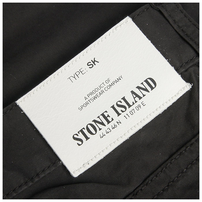 스톤아일랜드 쥬니어 블랙 팬츠 7016J3211 V0029 국내배송