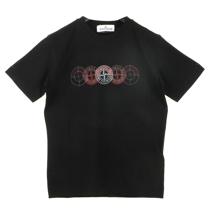 스톤아일랜드 쥬니어 반팔 티셔츠 701621451 V1064 국내배송