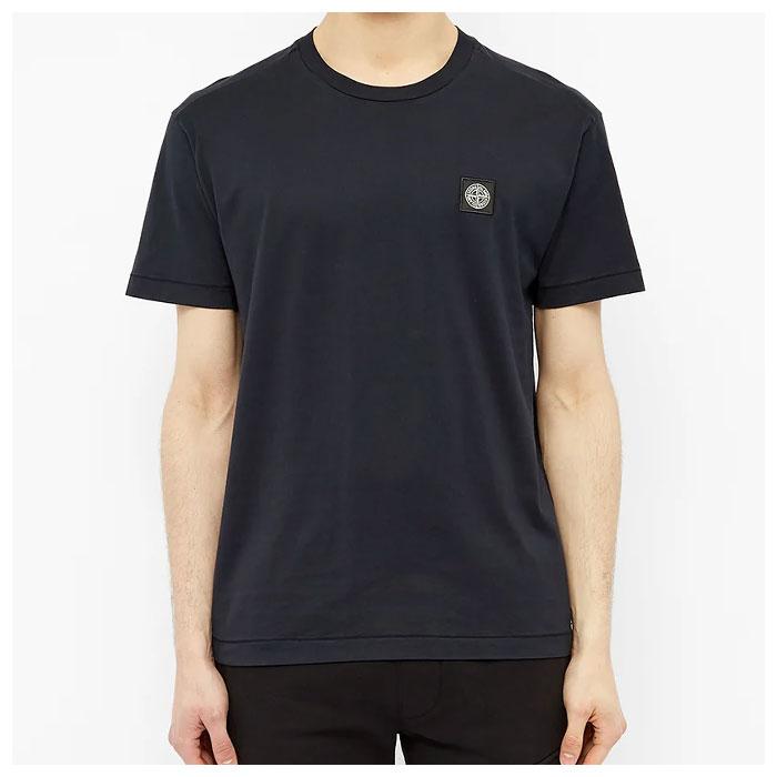 20FW 남성 미니와펜 티셔츠 네이비 731524113 V0020